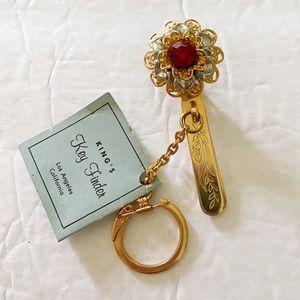 Vintage King's Key Finder